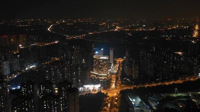 据说这几个城市的夜景让人上瘾,看了还想看!