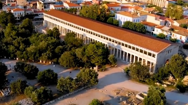 以爱之名,去希腊来一场邂逅吧!满足你对浪漫所有的幻想