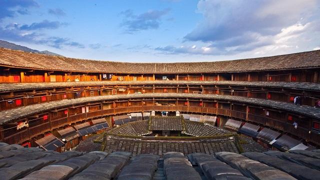 跟着《大鱼海棠》,走进福建土楼,感受客家文化的奇妙!