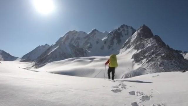 这个新疆最美大环线,惊险,刺激,一般人不敢挑战!
