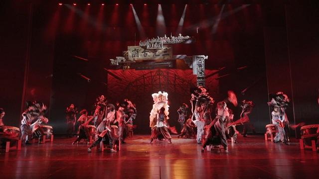 美轮美奂舞剧《醒·狮》   震撼演绎文化自信