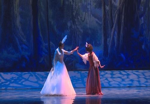舞台上的的童话世界,你想看吗?