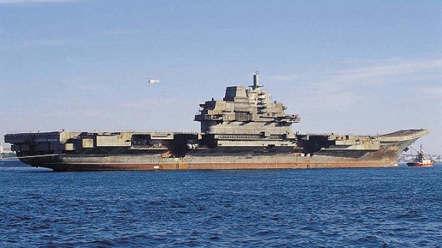 你知道嗎?在瓦良格之前,中國其實還購買了另外三艘航母
