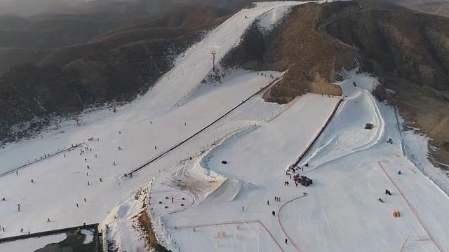 盘点兰州好玩刺激的滑雪场,想滑雪的看过来!