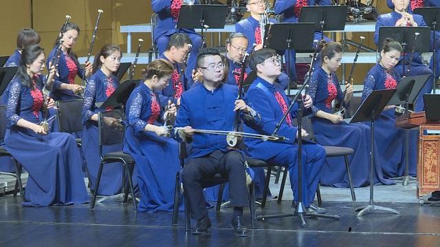 一场悠扬动听的管弦音乐会在金城兰州完美上演