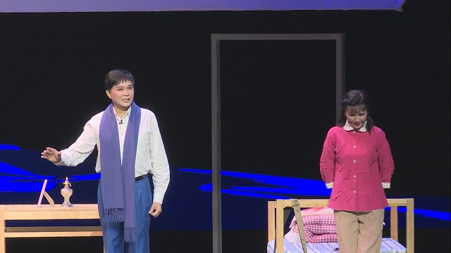 """看沪剧《敦煌女儿》,了解樊锦诗的""""莫高情缘"""""""