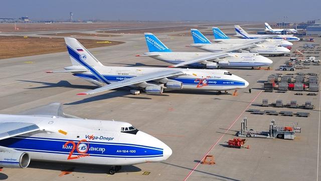 """安系列运输机——世界最大""""大飞机""""家族"""