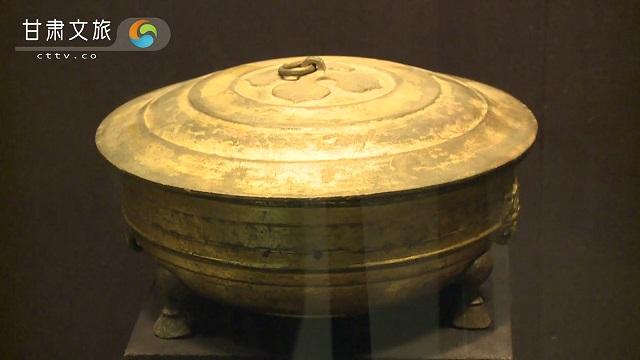 雷台汉墓出土的青铜烧烤器具,您绝对没见过