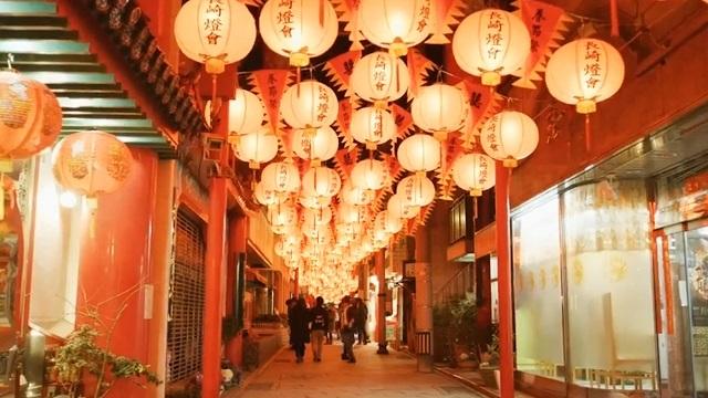如果有一个城市,天使与地狱同在,那一定是长崎
