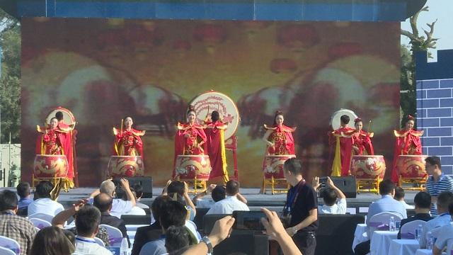 《盛世鼓舞》气势恢宏!尽显中国鼓文化!
