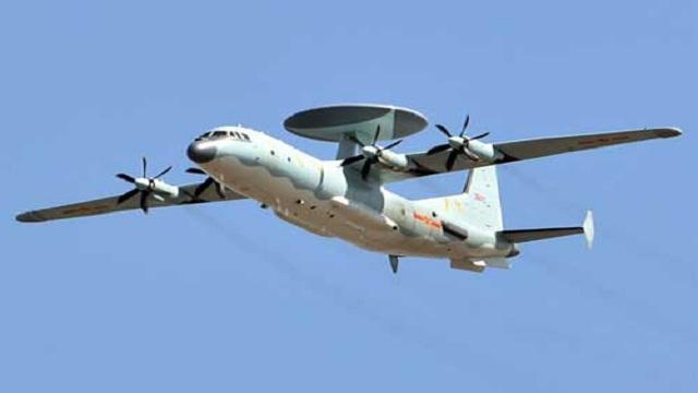揭秘中国预警机,空警-500领先美国一代,未来将研发舰载预警机!