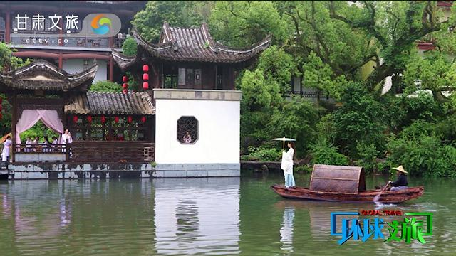 中國唯一穿漢服才能進的園林,游客打招呼以古語相稱