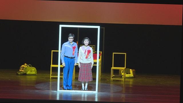 沪剧《敦煌女儿》——樊锦诗与丈夫彭金章共同守护莫高窟