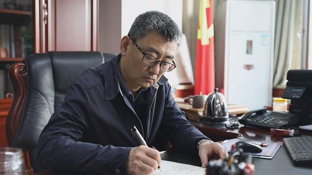 王登渤:写敦煌是我的宿命